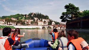 Verona Rafting Ponte Pietra