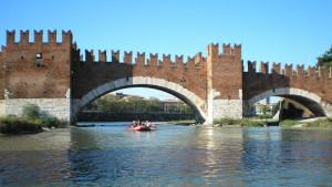 Verona Rafting Castelvecchio