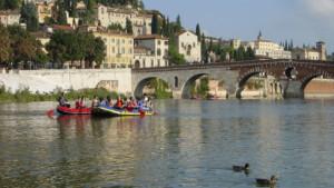 Verona Rafting onde