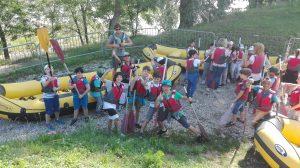 Adige Rafting Verona - progetto scuole