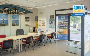 Adige Rafting Verona - interno ufficio