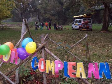 Rafting per Feste di Compleanno Bambini