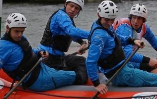 Ecco le nostre guide in azione nella gara di Rafti…